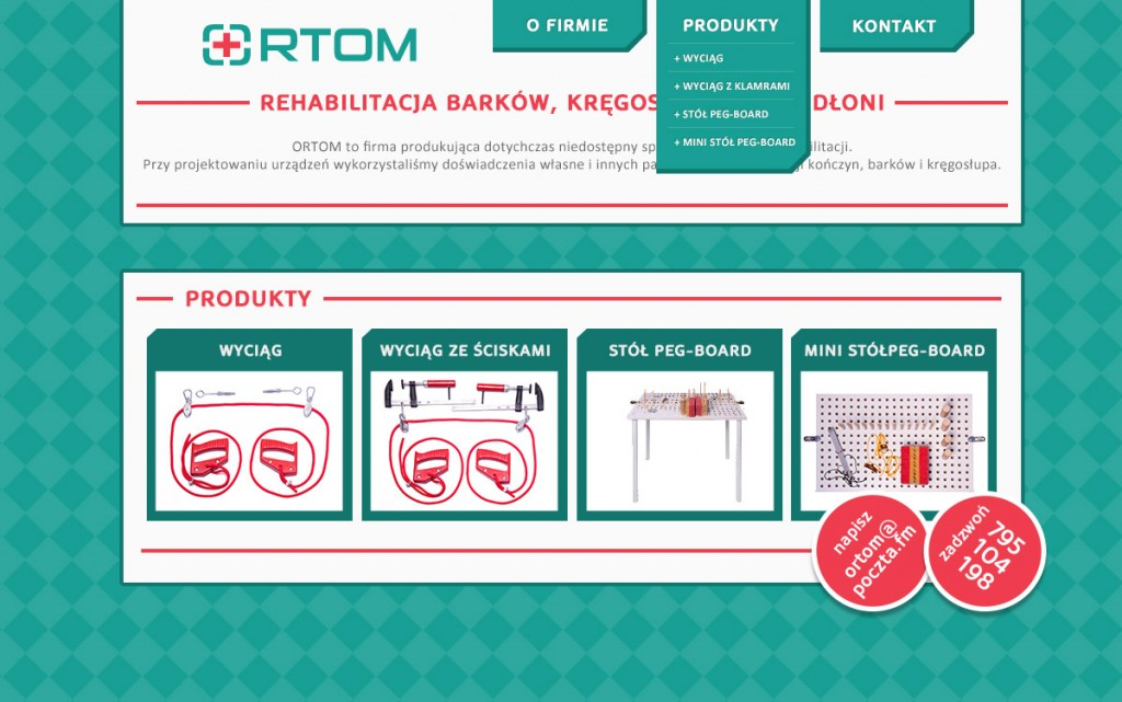 Ortom site main